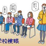 学校検眼で、B、C、D判定。視力低下対策と予防法。