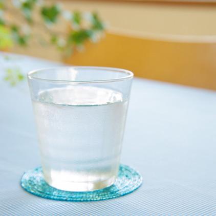 お風呂の前の水分補給